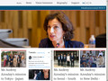 Audrey AZOULAY - Candidate for Director-General of (...)