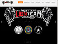 muay thai lionteam club de boxe thai de pacy sur (...)